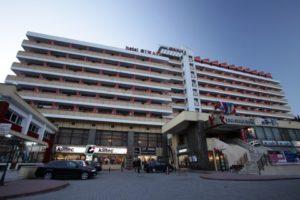 Acquisition of Hotel Sinaia in Romania.